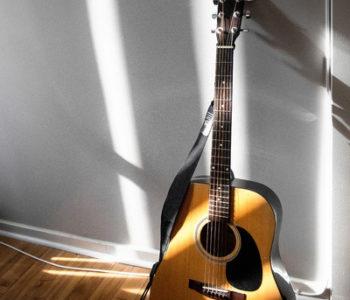 carton pour guitare
